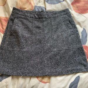 2/$15 ✨ TWIK / Heather Gray Mini Skirt